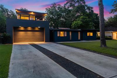 Houston Single Family Home For Sale: 1706 Pine Village Drive