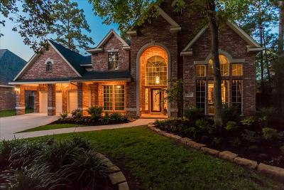 The Woodlands Single Family Home For Sale: 26 Rillwood Place