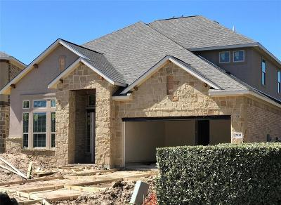 Cypress Single Family Home For Sale: 17814 Paintbrush Pass Court