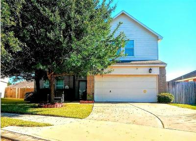 Katy Single Family Home For Sale: 6910 Enchanted Crest Court