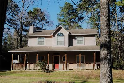 Montgomery Single Family Home For Sale: 25835 Fawn Forest Road