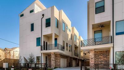 Houston Single Family Home For Sale: 1522 Colorado Street