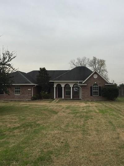 Simonton Single Family Home For Sale: 36630 Broncho Road