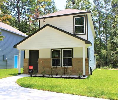 San Jacinto County Single Family Home For Sale: 24616 Pools Creek Way
