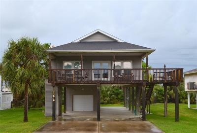 Galveston Single Family Home For Sale: 13818 Mutiny Lane