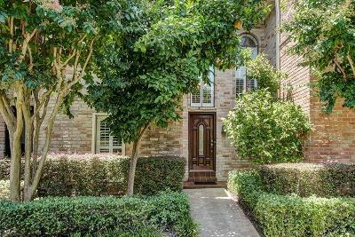 Memorial Condo/Townhouse For Sale: 727 Bunker Hill Road #38