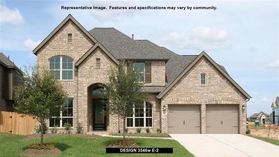 Fulshear Single Family Home For Sale: 3815 Desert Springs Lane
