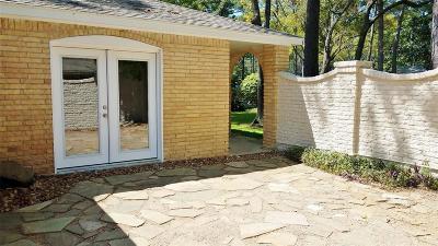 Houston Single Family Home For Sale: 6607 Glenn Lakes Drive