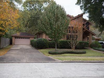 Single Family Home For Sale: 611 Huntercrest Street