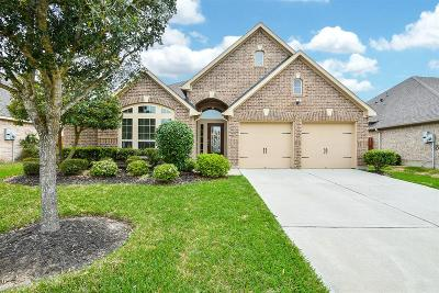 Pearland Single Family Home For Sale: 14007 Ginger Cover Court