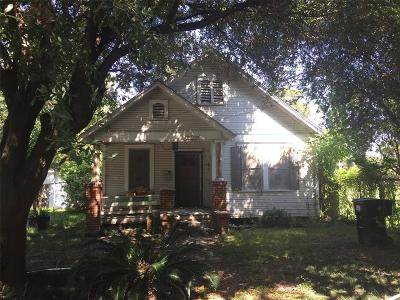 Houston Single Family Home For Sale: 1308 Heslep Street