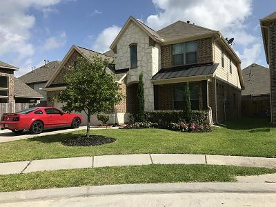 Kingwood Single Family Home For Sale: 21346 W Bishops Mill Court