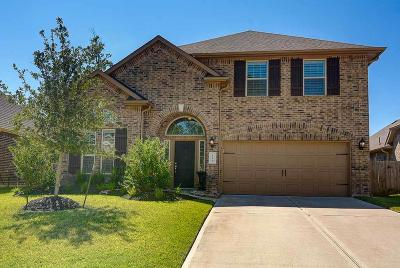 Conroe Single Family Home For Sale: 115 Deerfield Meadow