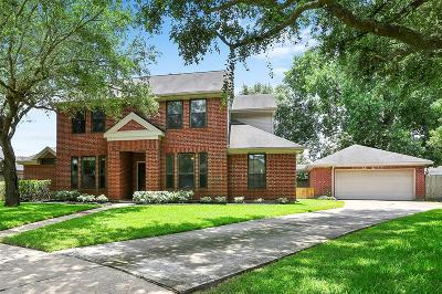 Pearland Single Family Home For Sale: 3506 Brymoor Court