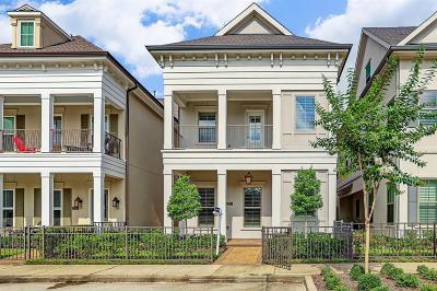 Shenandoah Single Family Home For Sale: 250 Green Boulevard