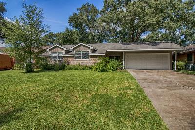 Houston Single Family Home For Sale: 1811 Nauts Court