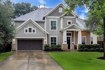 Houston Single Family Home For Sale: 1014 Rosepoint Street