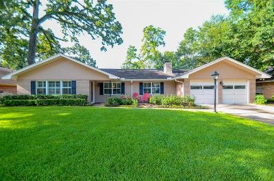 Houston Single Family Home For Sale: 8413 Merlin Drive