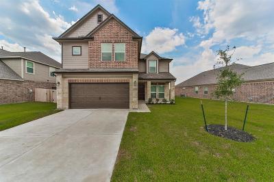 Rosenberg Single Family Home For Sale: 3018 Crestone Drive