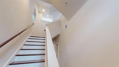 Houston Single Family Home For Sale: 209 Burr Street #C