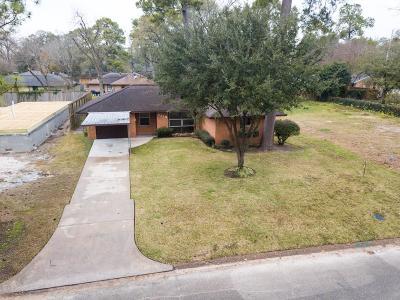 Single Family Home For Sale: 2310 Gardenia Drive