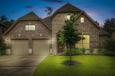 Spring Single Family Home For Sale: 4810 Preserve Creek Court