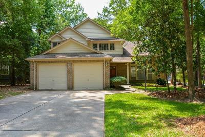 The Woodlands Single Family Home For Sale: 51 N Wilde Yaupon