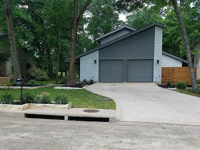 Montgomery Single Family Home For Sale: 126 Dawns Edge Drive