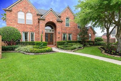 Richmond Single Family Home For Sale: 3931 Lake Hawkins Lane