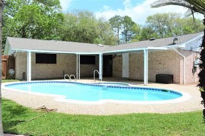 Friendswood Single Family Home For Sale: 418 Oak Vista Drive