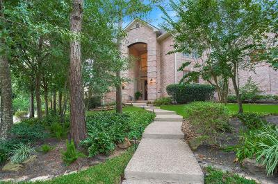Indian Springs, Woodlands Village Indian Springs Single Family Home For Sale: 46 N Horizon Ridge Court