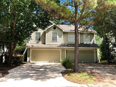 The Woodlands TX Condo/Townhouse For Sale: $185,000
