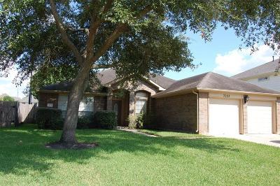 Houston TX Single Family Home For Sale: $210,000