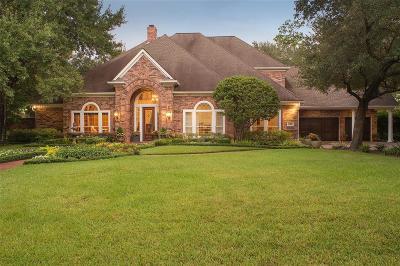 Bunker Hill Village Single Family Home For Sale: 1 Huntington Park Circle