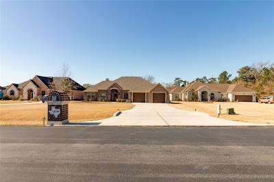 Montgomery Single Family Home For Sale: 11739 West Grand Pond Drive