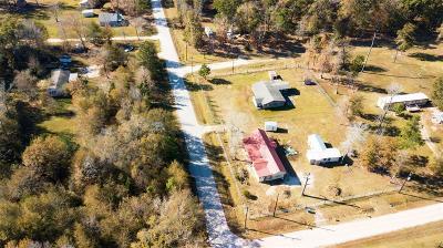 San Jacinto County Single Family Home For Sale: 11 Wildwood Drive