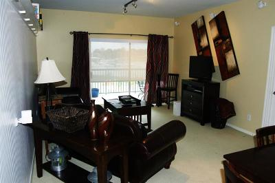 Montgomery Condo/Townhouse For Sale: 12800 Melville Drive #A205