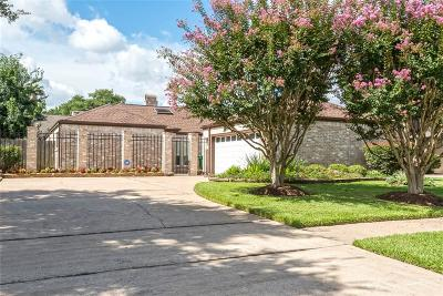 Houston Single Family Home For Sale: 12507 Rocky Knoll Drive