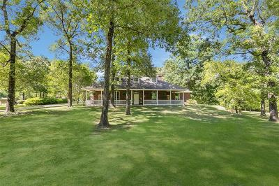 Magnolia Single Family Home For Sale: 41511 Roundup Road