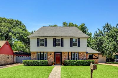 Houston Single Family Home For Sale: 14102 Chevy Chase Drive