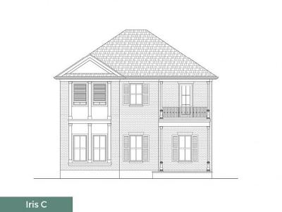 Shenandoah Single Family Home For Sale: 215 Bonnie Ridge Circle