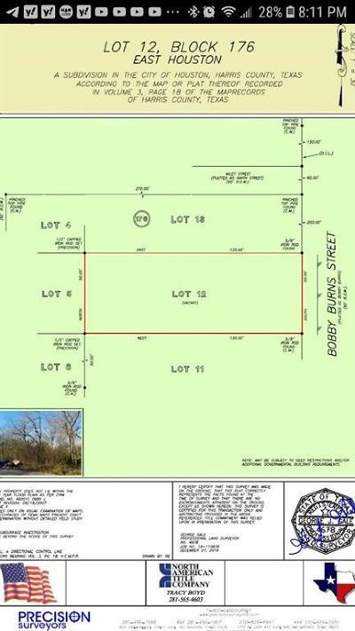 Residential Lots & Land For Sale: 00 Bobby Burns Street