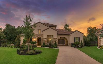 Montgomery Single Family Home For Sale: 138 Monterrey Pines