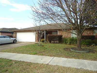Deer Park Single Family Home For Sale: 1213 Velma Street
