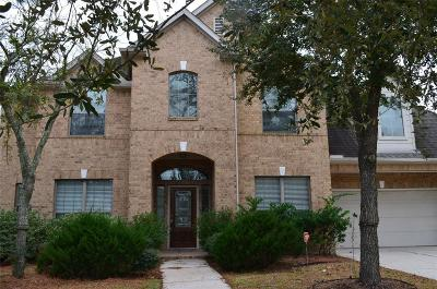 Humble Single Family Home For Sale: 4818 Red Tail Way