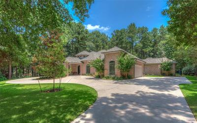 Conroe Single Family Home For Sale: 6167 Canyon Ridge Lane