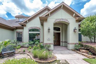 Friendswood Single Family Home For Sale: 805 Shady Bend Lane