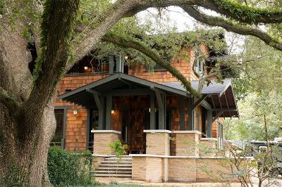 Houston Single Family Home For Sale: 1090 Lamonte Lane
