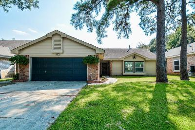 Spring TX Single Family Home For Sale: $170,000
