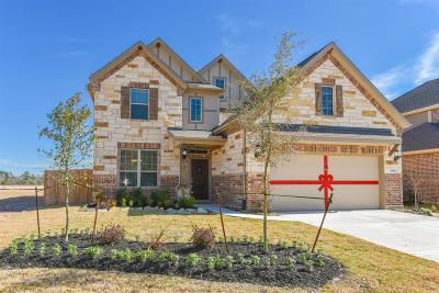 New Caney Single Family Home For Sale: 23687 Alder Branch